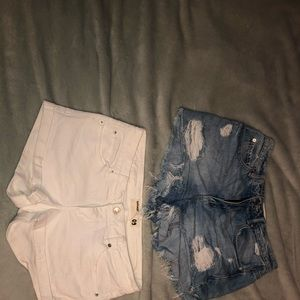 Garage shorts!